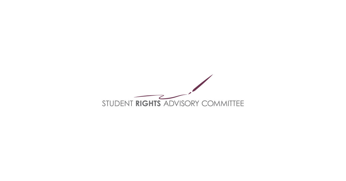 Student Rights Advisory Committee Wilfrid Laurier University